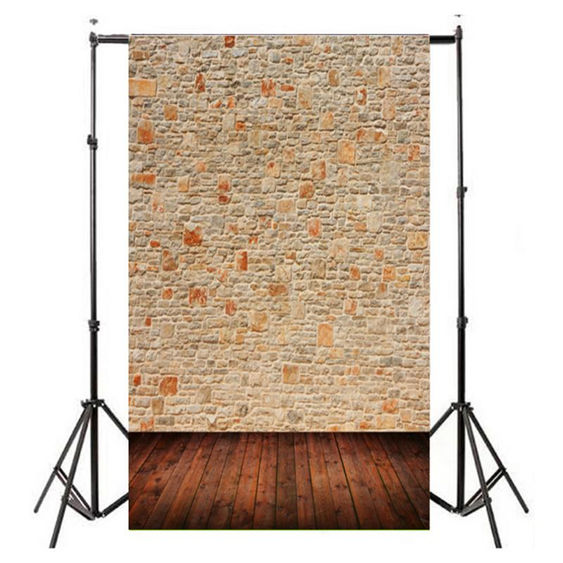 Retro Wall Brick Photography Background Art Cloth Photo Studio Backdrops Decoration Props for Studio Portrait Photo Backgrounds brick wall baby background photo studio props vinyl 5x7ft or 3x5ft children window photography backdrops jiegq154