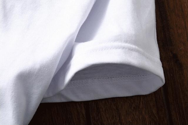 Simple creative design line cross Print T Shirts Men's New Arrival Summer Style Short Sleeve Men t-shirt 2017 O-Neck Hip Hop Top