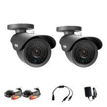 SANNCE 2 ШТ. 900tvl 42 шт. LED, До 110 ФУТОВ Ночного Видения Высокого Разрешения CCTV Камеры Безопасности