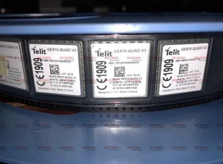 Computer & Büro Band Modul Um Der Bequemlichkeit Des Volkes Zu Entsprechen Telit Ge910-quad Ge910 Ge910-quad V3 2g 100% Neue & Original Echtem Distributor Lager Gsm/gprs Embedded Quad