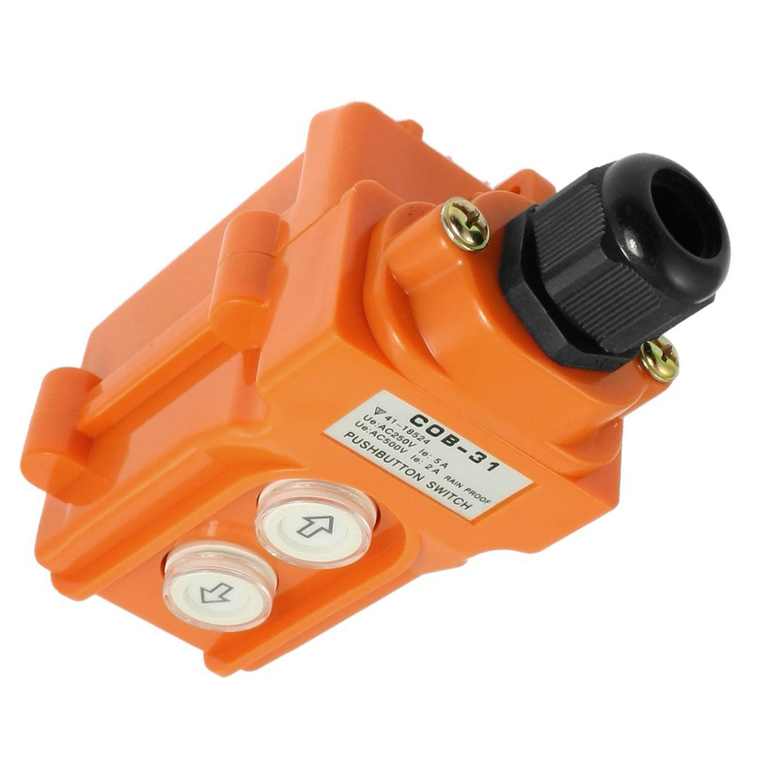 WSFS Hot Up Down Button Hoist Pushbutton Switch 10A Ith ...