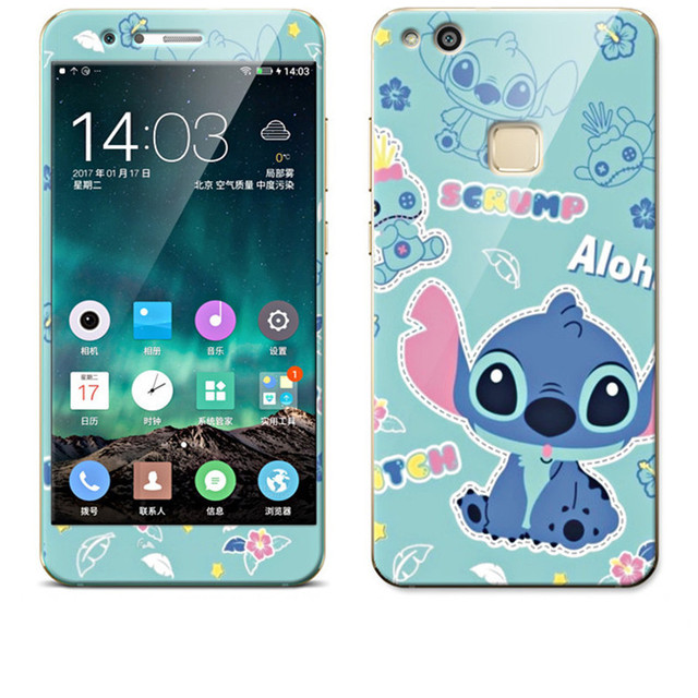 another chance 39b50 19afc US $4.69 6% OFF|huawei p10 lite Case 360 Degree Protective TPU Cover+Color  integrated tempered glass Case For huawei p10 lite (nova lite) #1688-in ...