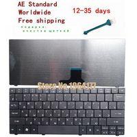 RU Black Nieuwe Russische Laptop Toetsenbord Voor Acer Voor Aspire One ZA5 ZA8 MS2298 MS2297 MS2296 751 ZA3 752 753 722 721 1410