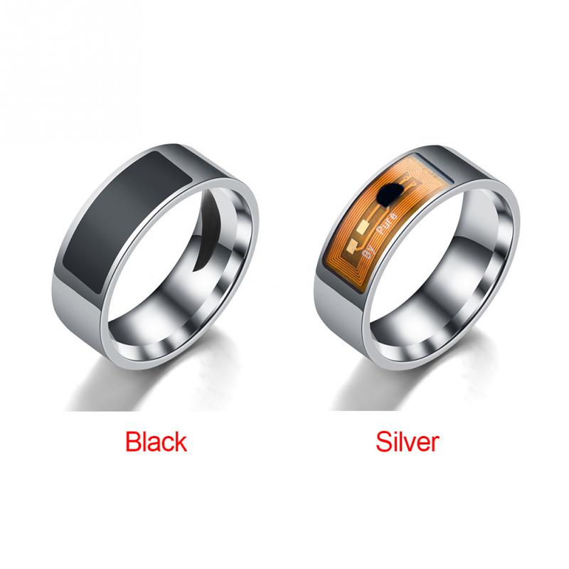 NFC Multifunctional Waterproof Intelligent Smart Ring 23