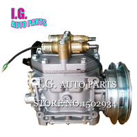 NEW Air Conditioning Compressor For Mitsubishi Fuso Fighter Truck OEM FK337D553073 ACA200A007A ME121066
