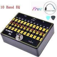 CP 24 10 Band EQ Guitar Effects Guitar Pedals Effect Pedal CP24 10 Band EQ Effects