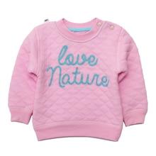 Outwear Sweater Baby-Girl Newborn Toddler Winter Warm Autumn ZBAIYH Cotton with Long-Sleeve