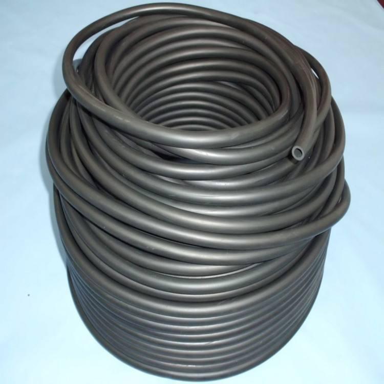 5meters 2X5mm FKM Rod/Fluorubber Tube, 100% virgin Viton Rubber material, Black Color