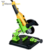 Angle Grinder Holder Electric Woodworking Tool Wood Milling Stand Wood Cutting Machine Power Tools Accessories Bulgarian