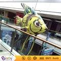 Gratis Express 6 Meter Hoge Opblaasbare vis model Opblaasbare opknoping Nimo met Hoge kwaliteit N Redelijke prijs vissen speelgoed