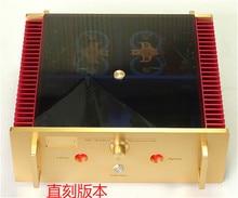 N-025 нет отрицательных Отзывы/копия Dartzeel NHB108 усилитель мощности 140 Вт * 2 8ohm OFC супер чистый медный трансформатор лучший звук