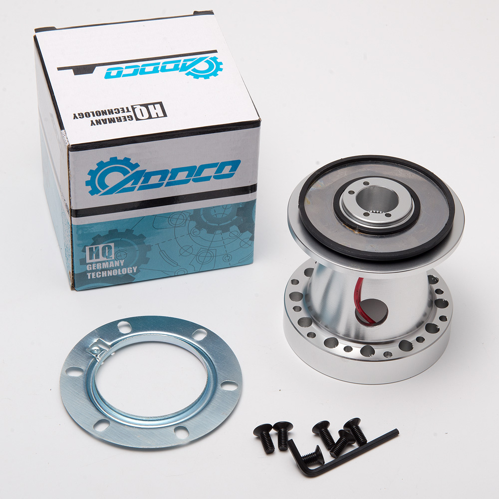 Constructief Addco Aluminium Stuurnaaf Boss Kit Voor Toyota Voor Corolla (ke30-ke70, Ae86) 1974-1987 Adbk16t-af Fijne Kwaliteit
