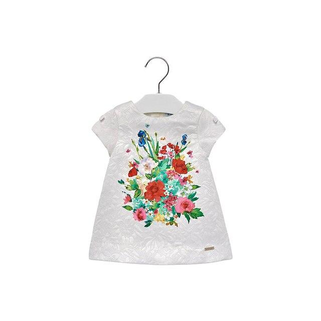 Платье для девочек; платье для маленьких девочек; коллекция 10693224 года