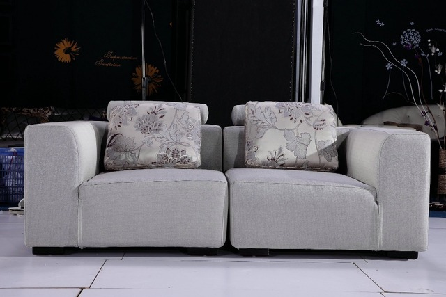 Double Seater Sofa Set 0411 Af888