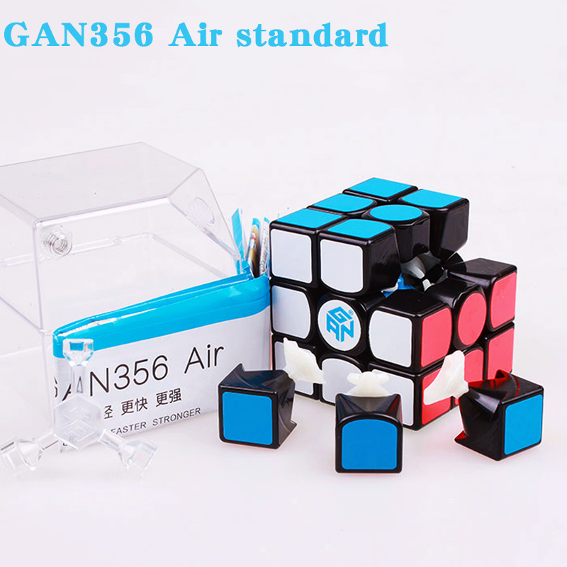 GAN 356S Sticker puzzel magic speed cube professionele gans cubo - Spellen en puzzels - Foto 4