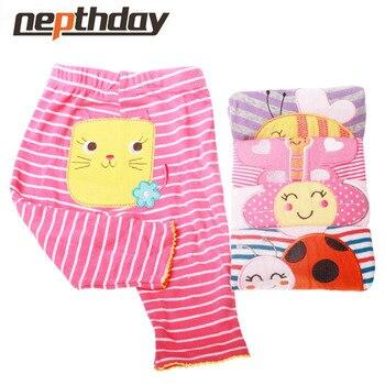 PP Pants 5pcs/lot 2016 Baby Fashion Model Babe Pants Cartoon Animal Printing Baby Trousers Kid Wear Baby Pants15-199 2