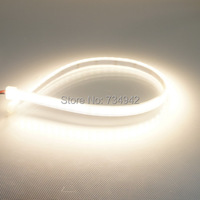 SMD3528 Flexible LED Bandes Waterproof-IP67 Cinq Mètres 12VDC 600 LEDs Blanc Fond