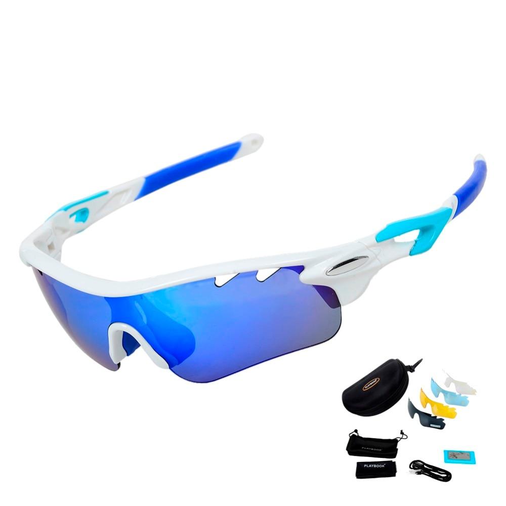 8659182d6d6 VALORCIELO Men Women Polarized Cycling Glasses Set V400 Oculos Ciclismo  Bike Eyewear Running Fishing Sports font
