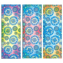 Training Blossoms Yoga Blanket