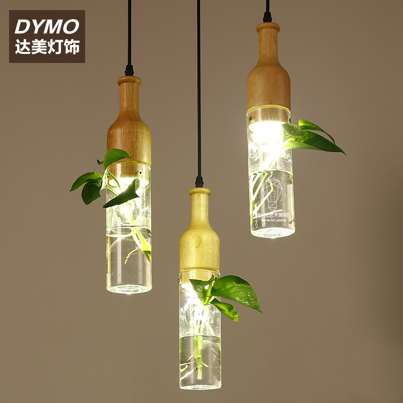 personality led lamps and lanterns of bedroom balcony water to raise the bar plant restaurant window glass chandelier