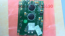 Ampire AG12864EYI AG12864E 12864E 2ใหม่จอlcdโมดูลจอแอลซีดีสีเขียวเหลืองเดิม