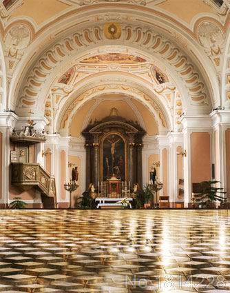 3x5ft Indoor Arch Hallway Church Chapel Cross Jesus