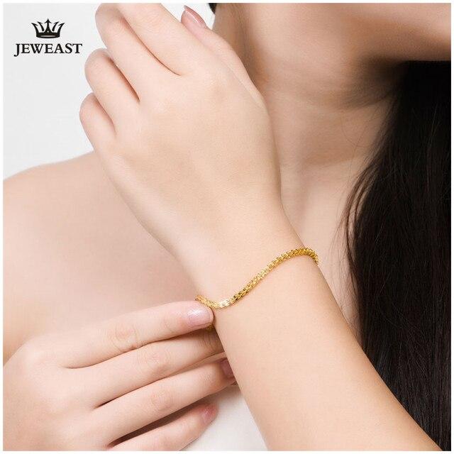 18k Yellow / Rose Gold Bracelet 4