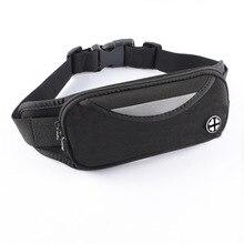 QIUYIN Fashion Fanny Pack Sports For Women Men Waist Bag Unisex Waistbag Belt Mobile Phone Zipper Pouch Packs