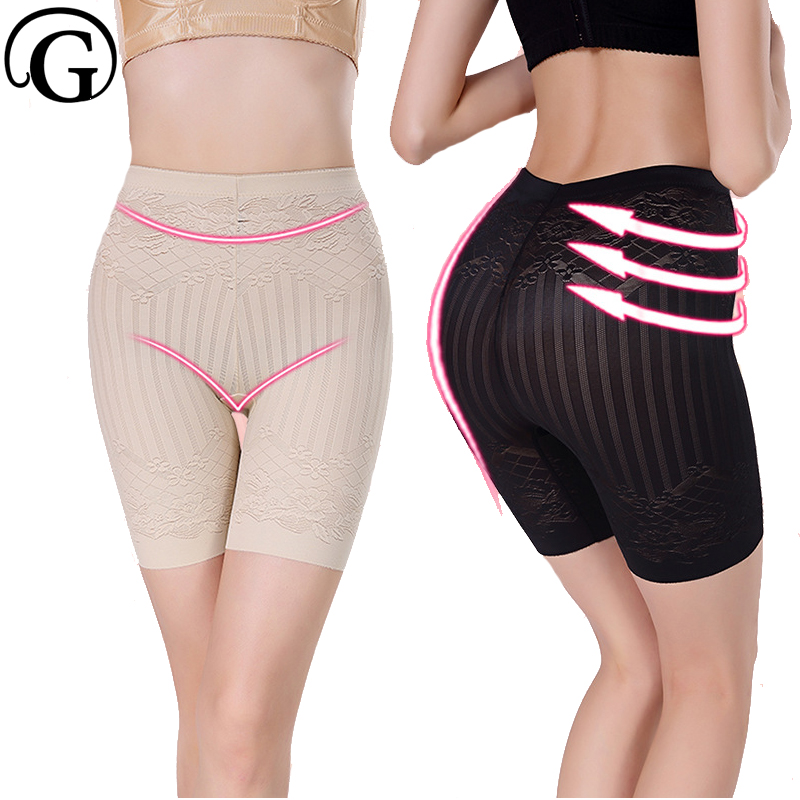 PRAYGER women Mid-Waist Comfortble Control panties Slimming Thigh Lift Butt shapers Breathable safe dress underwear