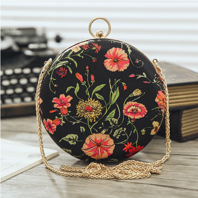 2017 New Chinese Style Women S Handmade Silk Brocade Crossbody Shoulder Bag Retro Las Wallets Purse