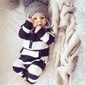2017 Высокое качество baby rompers весна и autunm детская одежда мальчика девушка новорожденный комбинезон дети одежда детская одежда