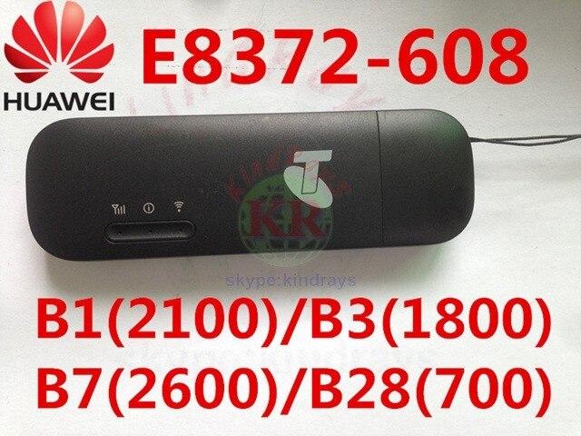 Разблокирована Huawei E8372h-608 4 г 3 г usb wi-fi модем 3 г 4 г usb stick E8372 lte 3 г 4 Г Wi-Fi маршрутизатор 4 Г мифи Модем ПК E8278 e8377 w800z