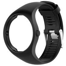 1 шт. открытый спортивный браслет Цветной сменный Браслет для Polar M200 gps браслет для бега силиконовый 6 цветов