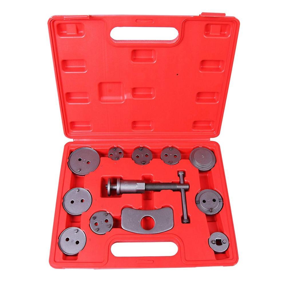 12 pièces universel précision voiture disque frein étrier frein outils Kit plaquettes de frein pompe voiture Piston Kit