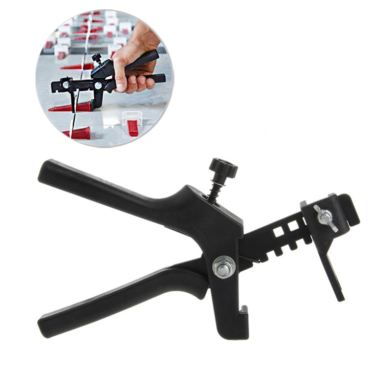 Black Floor Pliers Tile Locator Leveling System Tiling Installation Tool New 2017