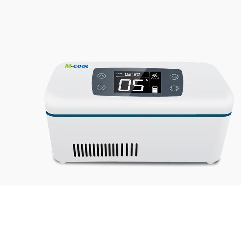 Insulino Fridge Auto Cooler Pill Cases Portebla voyage insulino Storage cool Insulino cooler Interferon insulino pen Storage