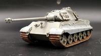 1: 72ドイツタイガーキング重戦車モデルトランペッター完成世界のタンク36605