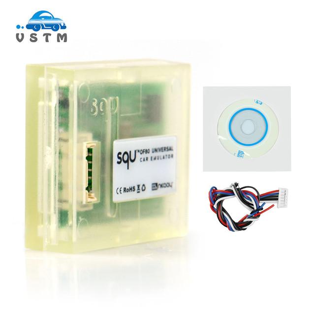 5pcs/lot SQU OF80 OF68 Universal car immo emulator support Seat accupancy sensor/ IMMO/Tacho Programs