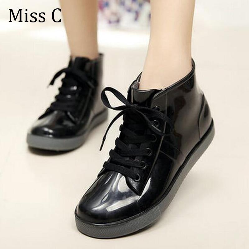 Online Get Cheap Rain Boots Short Women -Aliexpress.com | Alibaba ...