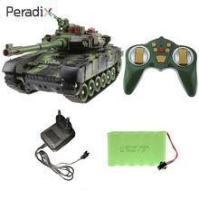 Радиоуправляемый Танк боевой раулер модель автомобиля пульт дистанционного управления Танк Декор Радиоуправляемый Танк крутые игрушки подарки для мальчиков Дети