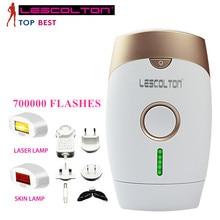 IPL Depiladora Laser Machine LESCOLTON T002 for Women Hair Removal