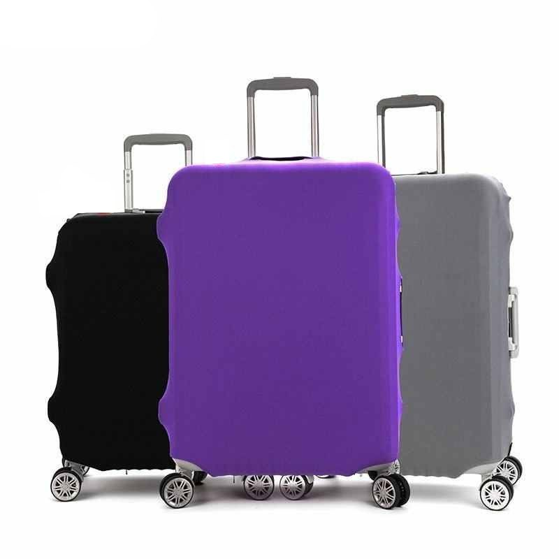 LHLYSGS Travel Thick Solid Elasticity Suitcase Protective Covers Luggage Case Dust Covers Apply 18 To 32 Inch Luggage Cover