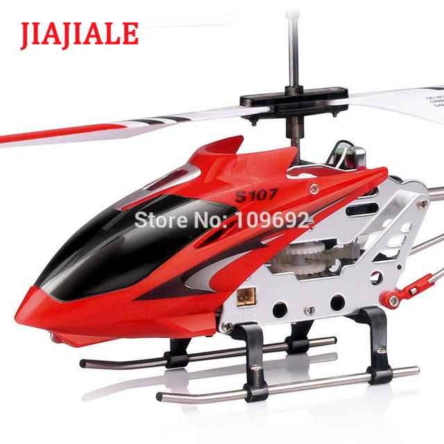 Free Shipping Original Syma S107g S107 35ch Outdoor Mini Copter Rc