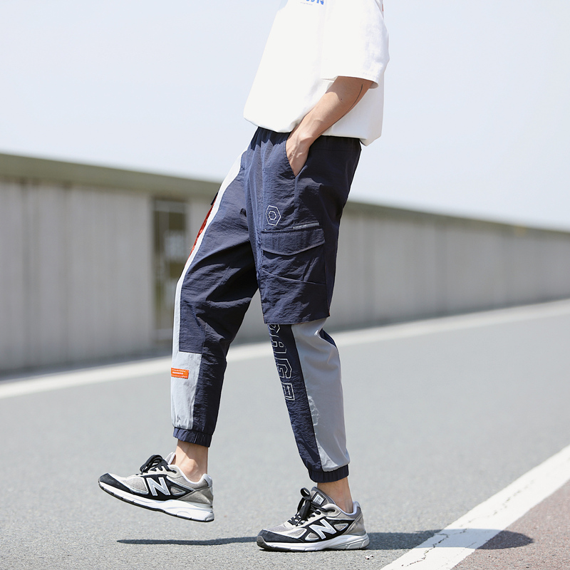 High Quality Quick Dry Cargo Pants Men Side Pocket Light Thin Breathable Sport Pants Men 39 s Summer Mountain Climbing Trousers in Cargo Pants from Men 39 s Clothing