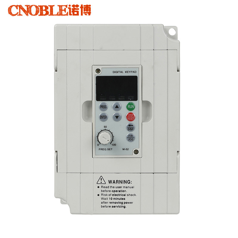 Variable Frequency Drive VFD Inverter 1.5KW 2HP 220V 7A 1.5kw inverter with Potentiometer Knob 220V AC new variable frequency drive vfd inverter 1 5kw 2hp 220v 7a 1 5kw inverter with potentiometer knob 220v ac