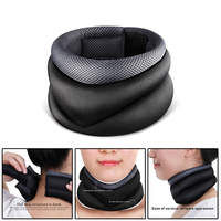 USB Heating New Neck cervical traction device collar Head Back Shoulder Neck Pain Headache health care massage device