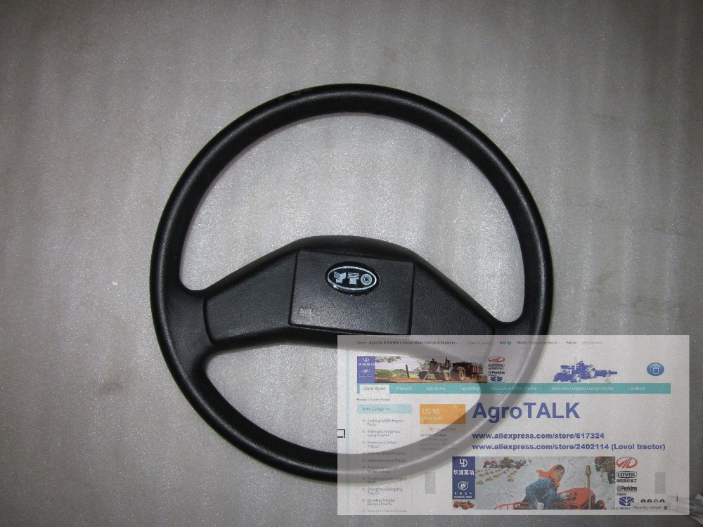 YTO tractor parts X1004 , the steering wheel