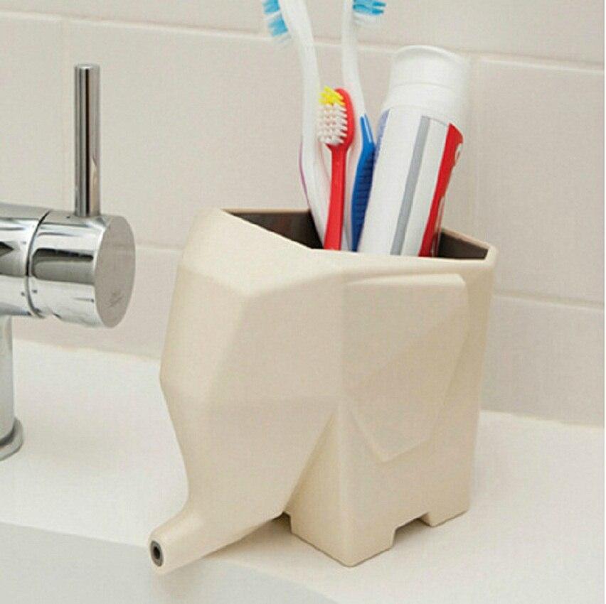 Multi-funcional Cozinha Organizador de Armazenamento Acessórios Do Banheiro Titular Colher faca Pauzinhos Talheres Escorredor de Rack escova de Dentes