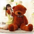 200 см 78 ''Kawaii Гигант Teddy Bear Мягкие игрушки Плюшевые Игрушки Подарок на День Рождения Валентина Рождество Anniversary Juguetes