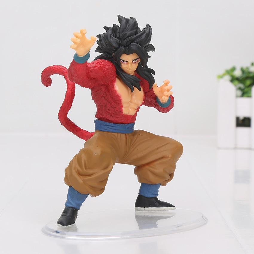 Dragon Ball Toys : Dragon ball z super saiyan pvc action figures toy